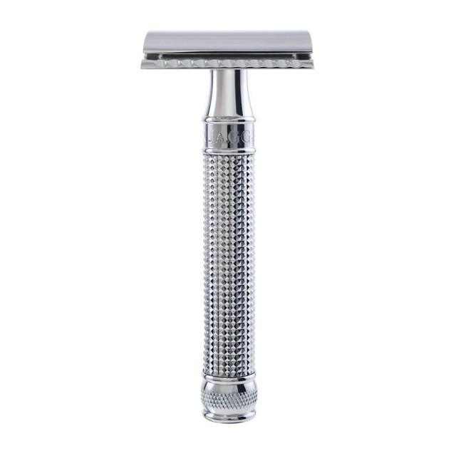 Edwin Jagger Aparat de barbierit clasic, DE3D14BL 3D Laser Diamond