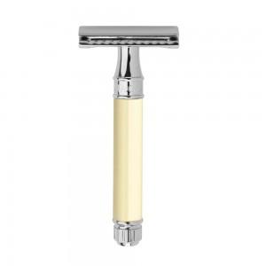 Aparat de barbierit clasic, DE87BL Ivory, Edwin Jagger