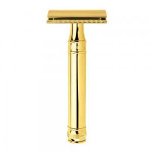 Aparat de barbierit clasic, DE8911GBL Gold, Edwin Jagger