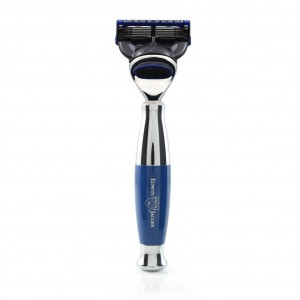 Aparat de barbierit Fusion, R353CRF Blue, Edwin Jagger