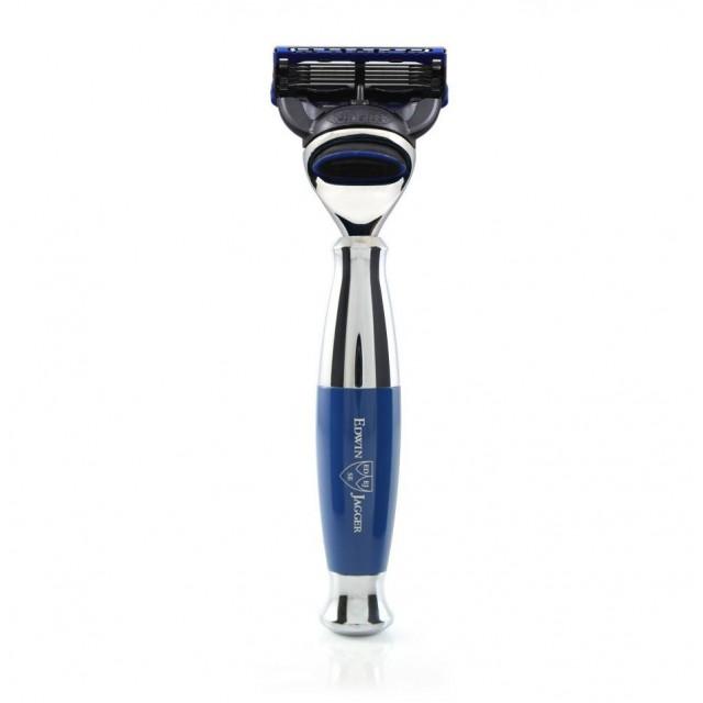 Edwin Jagger Aparat de barbierit Fusion, R353CRF Blue
