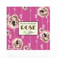 Plic parfumat Rose Art Deco - Rose, Le Blanc