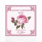 Plic parfumat Rose, Le Blanc