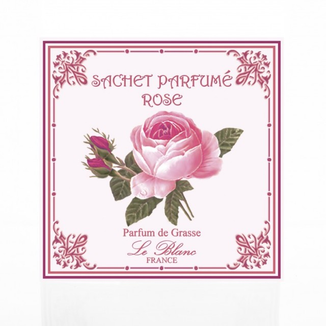 Odorizant pentru dulap, Rose, Le Blanc