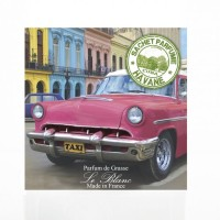 Plic parfumat Havana, Le Blanc