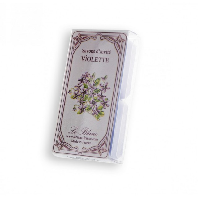 Set 2 sapunuri pentru oaspeti - Violette