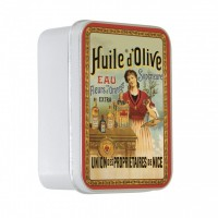 Sapun in cutie Huile d'Olive - Olive, Le Blanc