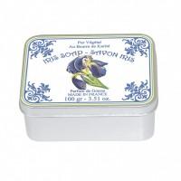 Sapun in cutie Iris Poudre de Riz, Le Blanc
