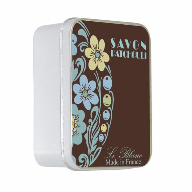 Sapun in cutie Patchouli, Le Blanc