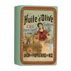 Sapun Huile D'Olive - Olive 100g, Le Blanc