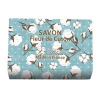 Sapun Fleur de Coton 100g, Le Blanc