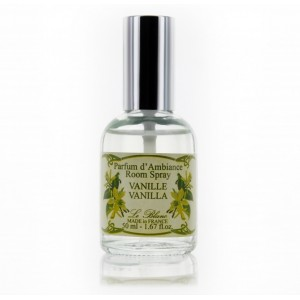 Spray de camera 50 ml, Vanille, Le Blanc