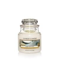 Lumanare Parfumata Borcan Mic Baby Powder, Yankee Candle