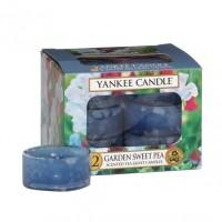 Lumanare parfumata T/Light Garden Sweet Pea, Yankee Candle
