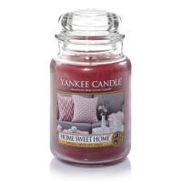 Lumanare Parfumata Borcan Mare Home Sweet Home, Yankee Candle