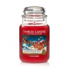 Lumanare Parfumata Borcan Mare Christmas Eve, Yankee Candle