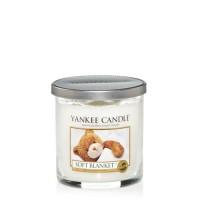 Lumanare Parfumata Pahar Mic Soft Blanket, Yankee Candle