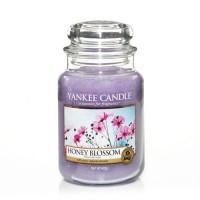 Lumanare Parfumata Borcan Mare Honey Blossom, Yankee Candle