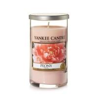 Lumanare Parfumata Pahar Mediu Peony, Yankee Candle
