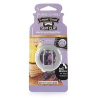 Odorizant Auto Smart Scent Vent Clip Lemon Lavender, Yankee Candle