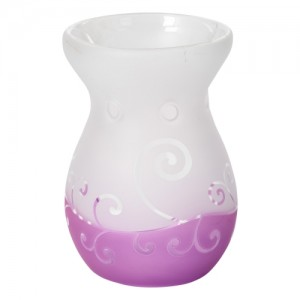 Arzator Tarte Purple Scroll, Yankee Candle