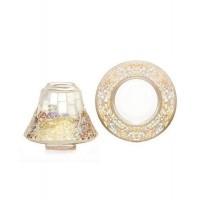 Accesoriu Borcan Mic Gold and Pearl, Yankee Candle