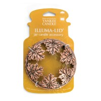 Accesoriu Large/Medium Jar Illumalid Bronze Leaf