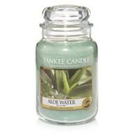 Lumanare Parfumata Borcan Mare Aloe Water, Yankee Candle