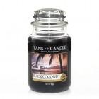 Lumanare Parfumata Borcan Mare Black Coconut, Yankee Candle