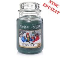 Lumanare Parfumata Borcan Mare Bundle Up, Yankee Candle