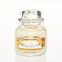 Lumanare Parfumata Borcan Mic Chamomile Tea, Yankee Candle