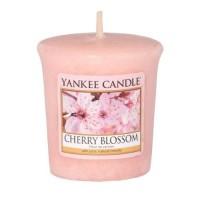 Lumanare Parfumata Votive Cherry Blossom, Yankee Candle