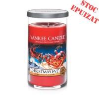 Lumanare Parfumata Pahar Mediu Christmas Eve, Yankee Candle