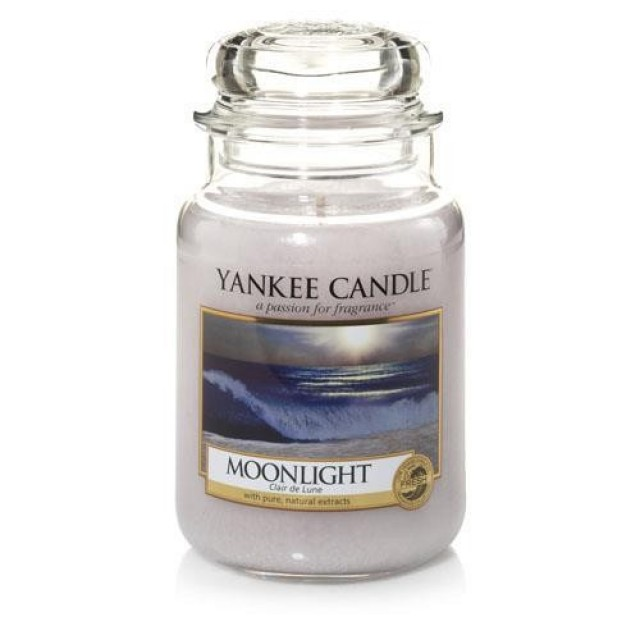 Lumanare Parfumata Borcan Mare Moonlight, Yankee Candle
