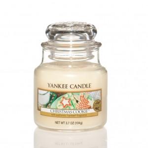 Lumanare Parfumata Borcan Mic Christmas Cookie, Yankee Candle