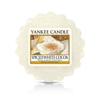 Tarta Pafumata Spiced White Cocoa, Yankee Candle