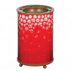 "Arzator Tarte Parfumate ""Red and Gold Snowfall"", Yankee Candle"