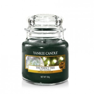 Lumanare Parfumata Borcan Mic The Perfect Tree, Yankee Candle