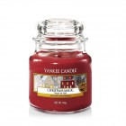 Lumanare Parfumata Borcan Mic Christmas Magic, Yankee Candle
