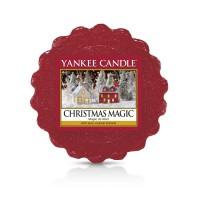 Tarta Parfumata Christmas Magic, Yankee Candle