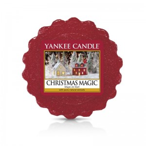 Tarta Pafumata Christmas Magic, Yankee Candle