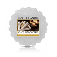 Tarta Parfumata Crackling Wood Fire, Yankee Candle