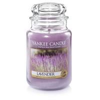Lumanare Parfumata Borcan Mare Lavender, Yankee Candle