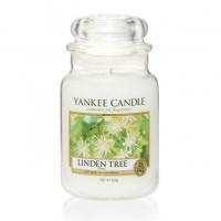 Lumanare Parfumata Borcan Mare Linden Tree, Yankee Candle