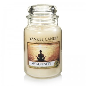 Lumanare Parfumata Borcan Mare My Serenity, Yankee Candle
