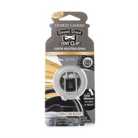 Odorizant Auto Smart Scent Vent Clip New Car, Yankee Candle