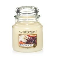 Lumanare Parfumata Borcan Mediu Paradise Spice, Yankee Candle