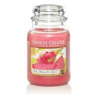 Lumanare Parfumata Borcan Mare Pink Dragonfruit, Yankee Candle
