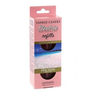 Set 2 rezerve electrice Pink Sands, Yankee Candle