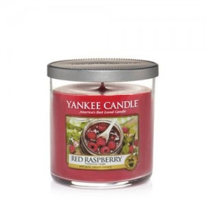 Lumanare Parfumata Pahar Mic Red Raspberry, Yankee Candle